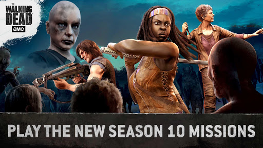 The Walking Dead No Man's Land screenshot 4