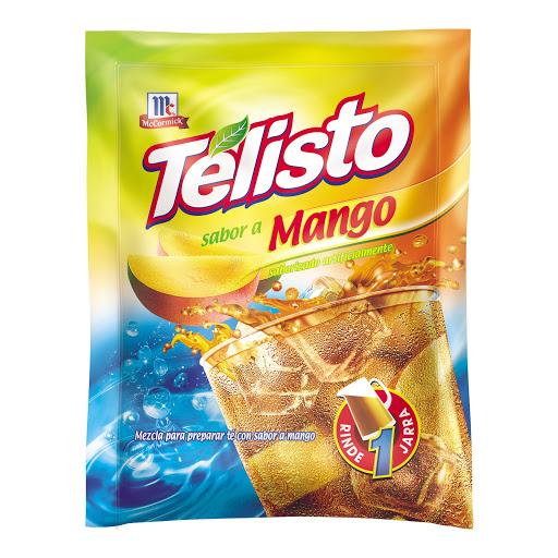 bebida en polvo telisto mango 90gr