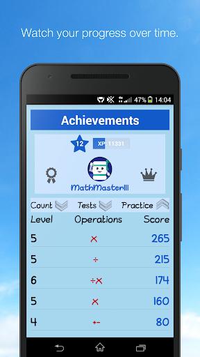 Math Game - Unlimited Math Practice  screenshots 3