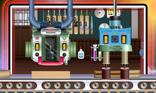 Cricket Bat Maker Factory - Bat Making Game Sim 1.0.2 screenshots 10