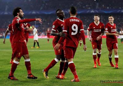 Le maillot extérieur de Liverpool aux couleurs... d'Anderlecht !