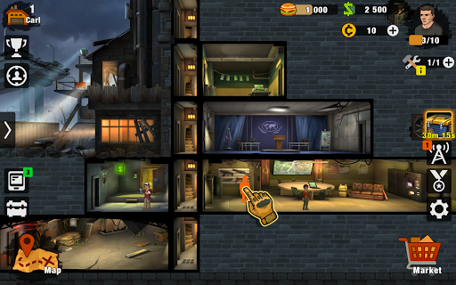 Zero City: Zombie games for Survival in a shelter filehippodl screenshot 9