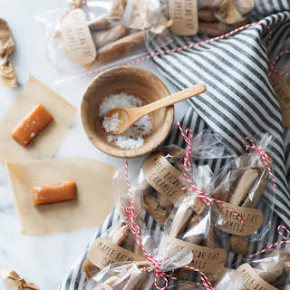 Maple Bacon Fat Caramels.