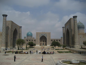 Photo: Samarkand - Registan Square