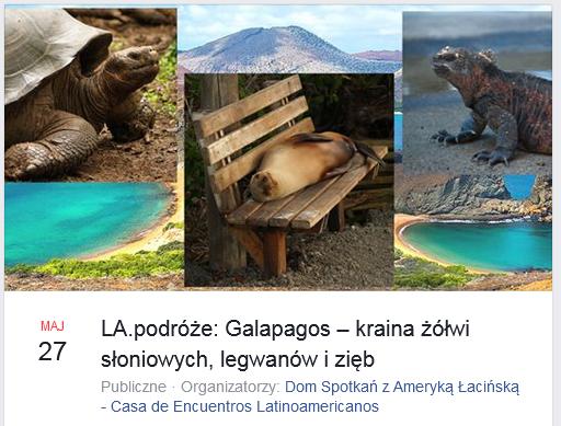 LA Podróżę - Galapagos