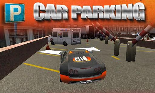 Super Fast Car Parking