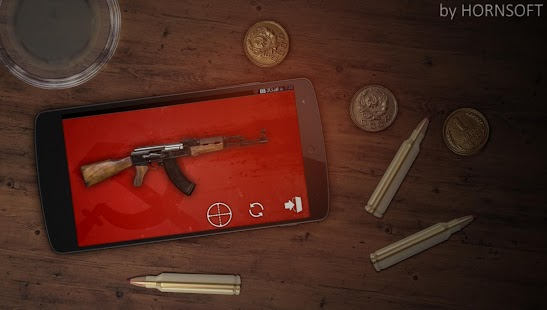 Weapons simulator AK-47 - náhled
