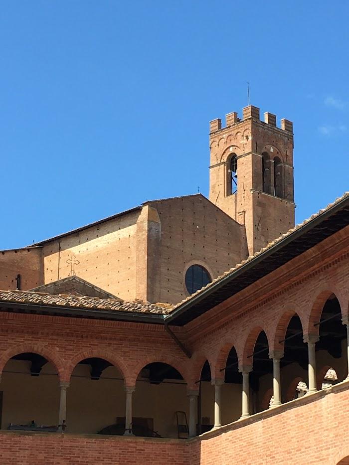 Santuario Casa di Santa Caterina in Fontebranda, Siena