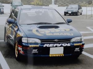 インプレッサ WRX STI GC8 1998年式(555仕様)のカスタム事例画像 タヂさんの2021年08月28日22:41の投稿