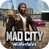 Mad City Wintertales 2018 Snow Sandboxed Town (Unreleased)