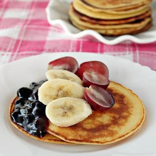 Pancakes without Baking Powder.