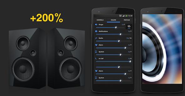 volume booster max apps on google play. Black Bedroom Furniture Sets. Home Design Ideas