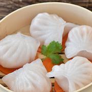 Steamed Shrimp Dumplings (Har gow)