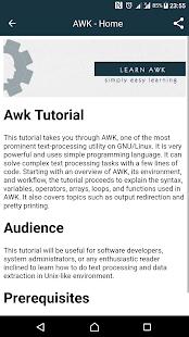 Learn Awk - náhled