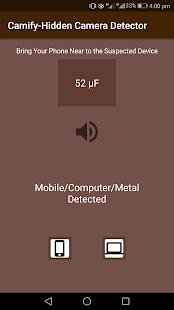 Camify-Hidden Camera Detector - náhled