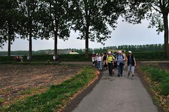 Photo: A l'arrière plan : aérodrome d'Yverdon