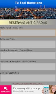 TúTaxi Barcelona screenshot 5