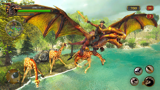 Dragon Simulator Attack 3D Game 2.2 screenshots 9