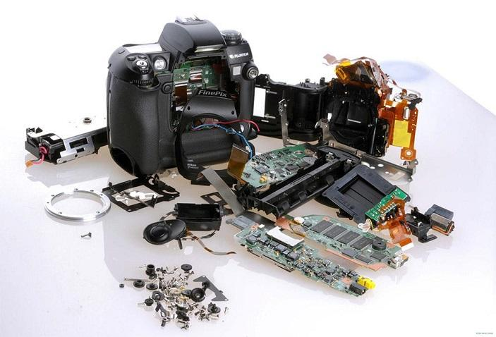 Мастерские по ремонту фотоаппаратов