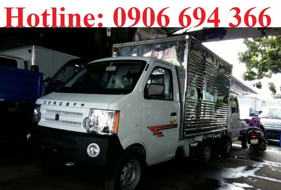 Bán xe tải nhỏ 800kg/ 850kg/ 900kg trả góp uy tín miền nam