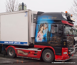 Photo: French Show Truck, DAF, Transports Collet >>> www.truck-pics.eu <<< Thanks to the nice french driver :-)