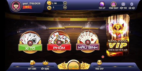 WPlay – Mau Binh Online 1