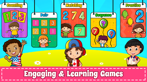 Learn Numbers 123 Kids Free Game - Count & Tracing 2.9 screenshots 14