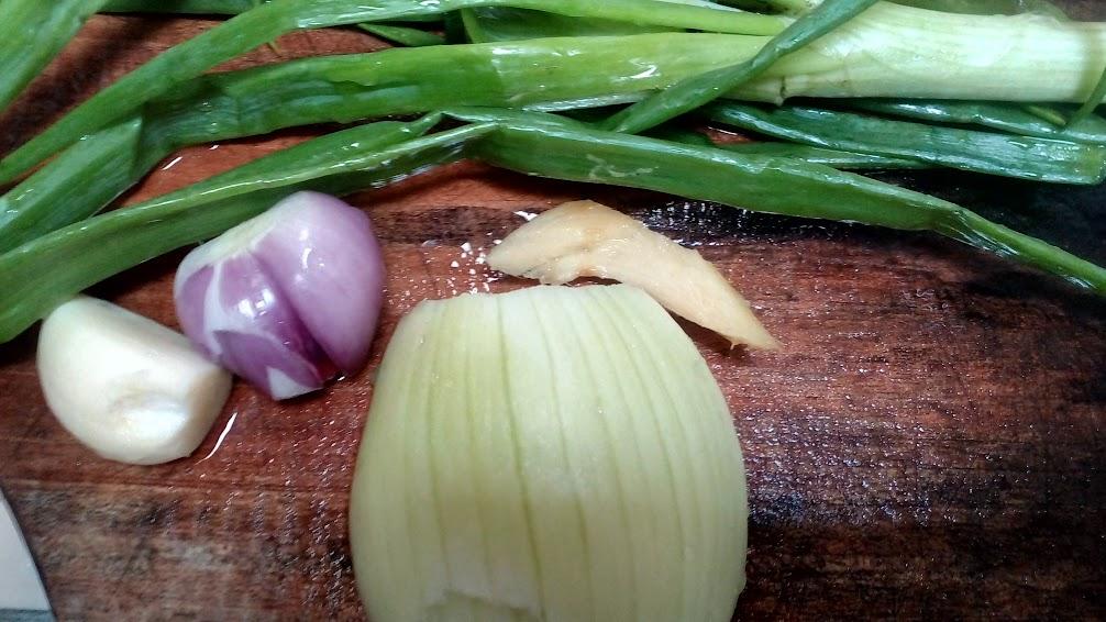 Bumbu udang saus tiram