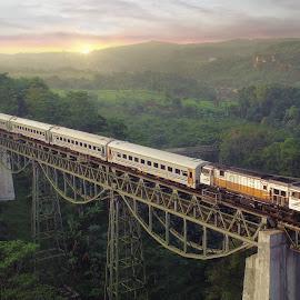 by Jimmy Kohar - Transportation Trains