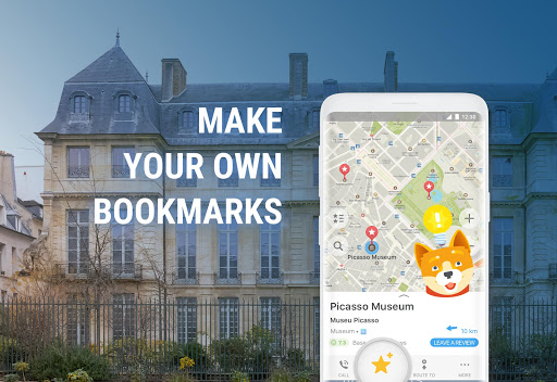 MAPS.ME u2013 Offline maps, travel guides & navigation 10.0.5-Google Screenshots 6