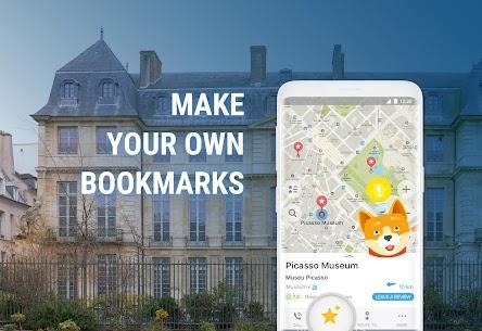 Descargar MAPS.ME – Offline maps, travel guides & navigation para PC ✔️ (Windows 10/8/7 o Mac) 6