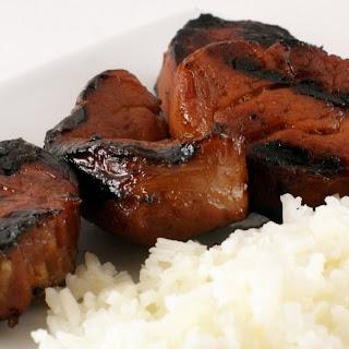 Char Siu Pork Tenderloin