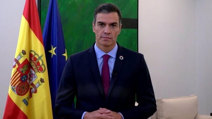 Pedro Sánchez quiere decretar este domingo el estado de alarma.