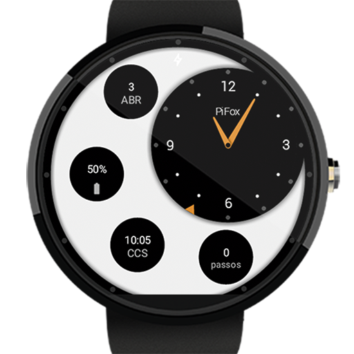 Material Classic Watch Face