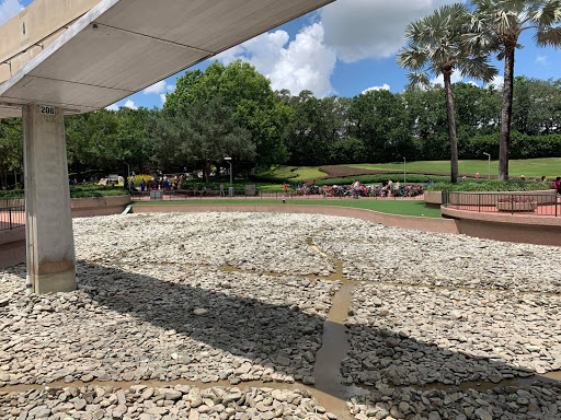 Epcot draining ponds as they prepare for Moana's Journey of Water