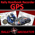 Rally Roadbook Recorder - GPS icon