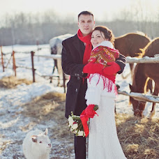 Wedding photographer Katerina Mey (Katerinael). Photo of 28.01.2013