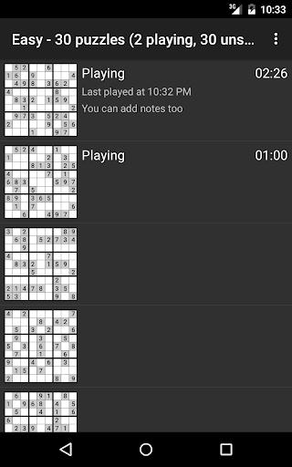 Open Sudoku screenshots 10