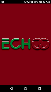 Echoo screenshot 1