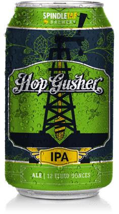 Logo of Spindle Tap Hop Gusher