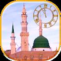 Madina Clock Wallpapers | Roza HD Backgrounds 4K icon