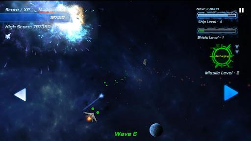 Galactic Thunder - Action Arcade Shooter 1.2 screenshots 2