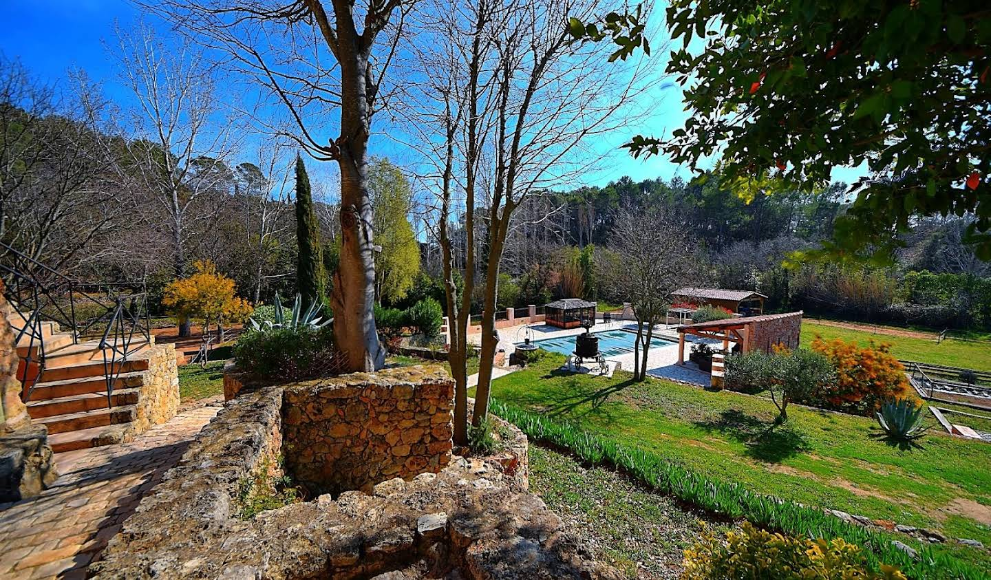 Property with pool Saint-Antonin-du-Var