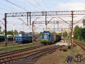 Photo: ET22-2026 i SM42-1239 {Wrocław Nadodrze; 2014-07-17}