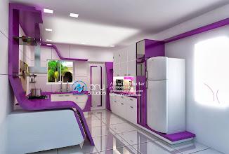 Photo: Kitchen Rendering