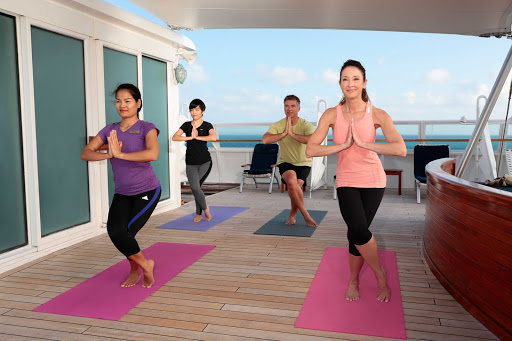 Seadream-yoga3.jpg - Join a yoga class and feel renewed on your SeaDream sailing.