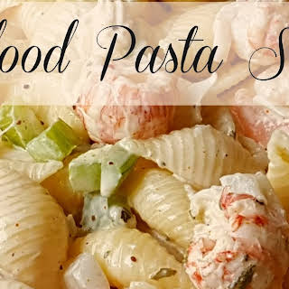 Seafood Pasta Salad Mayonnaise Recipes.