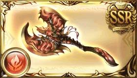 不死鳥の翼斧