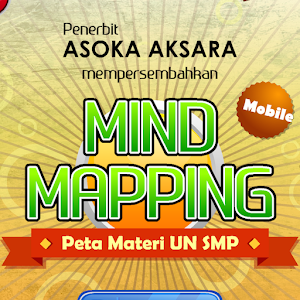 Mind Mapping Materi UN SMP