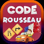 Code Rousseau 2018 - Code de la route France 2018